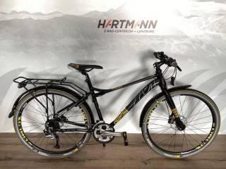 "Bikes Citybike MUSTANG Streetsurfer Xlight 27.5"""
