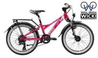 Bikes Kindervelo MUSTANG Trailchecker 20