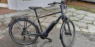 e-Bikes Tourenvelo BULLS Bulls Cross Mover E2 Herren
