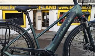 e-Bikes Tourenvelo BULLS Bulls Cross Mover Evo 2 Trapez