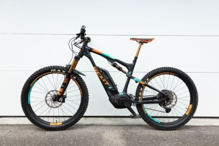 e-Bikes Mountainbike SCOTT Scott 17 E-Genius 700