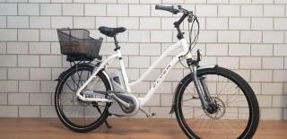 e-Bikes Citybike FLYER L8