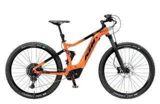 e-Bikes Mountainbike KTM Macina Chacana 293
