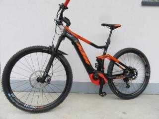 e-Bikes Mountainbike KTM Macina Chacana 291