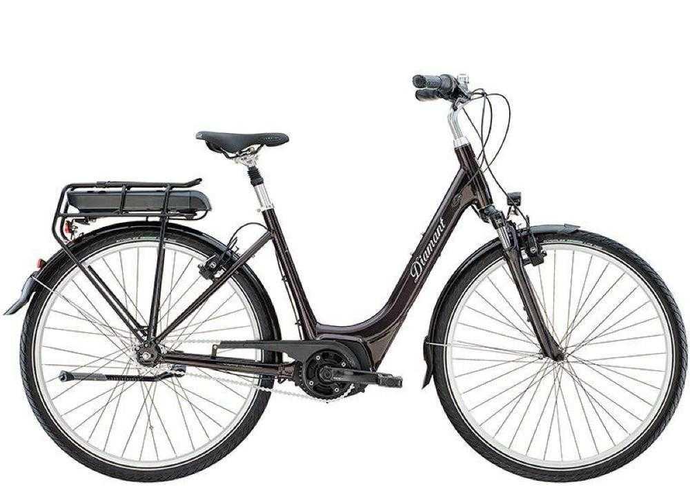 diamant achat 500 wh rahmengr sse 40 cm 26 39 39 rad 2018 neu e bikes tourenvelo. Black Bedroom Furniture Sets. Home Design Ideas