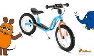 Bikes Kindervelo PUKY LR1L Br