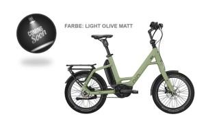 e-Bikes Citybike QIO EINS P-E