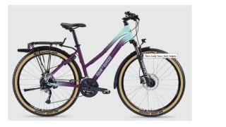 Bikes Tourenvelo TOUR DE SUISSE Toxx Trapez