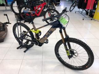 e-Bikes Mountainbike HUSQVARNA Hard Cross HC9