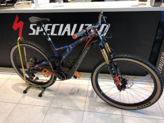 e-Bikes Mountainbike SPECIALIZED SW Levo Troy Lee