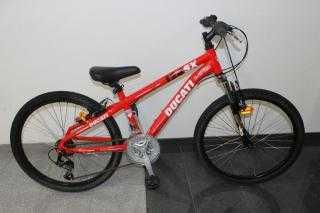 Bikes Kindervelo BIANCHI Ducati 124 SX