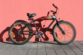 Citybike kaufen: FELT Cruiser Hot Wheels Neu