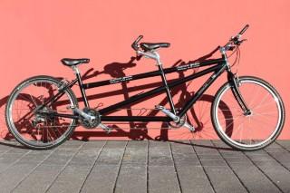 Bikes Tandem TOUR DE SUISSE Tandem Follow me