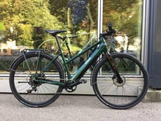 e-Bikes Citybike CRESTA eEterna Around
