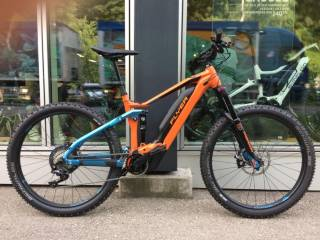 e-Bikes Mountainbike FLYER Uproc4 4.10 FS