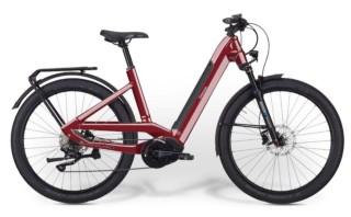 e-Bikes Tourenvelo CRESTA eViva Neo+