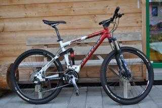 Bikes Mountainbike STEVENS F10 Team