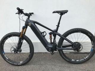 e-Bikes Mountainbike THÖMUS Lightrider E1