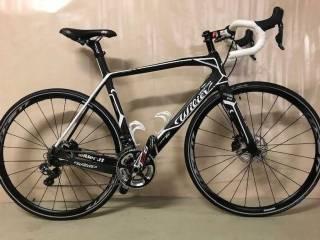 Bikes Rennvelo WILIER Triestino Cento 1 SR Disc