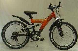 Bikes Kindervelo KTM Speed FS