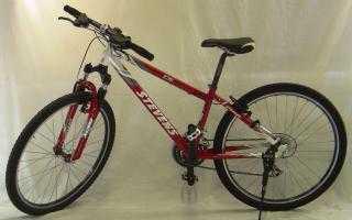 Bikes Mountainbike STEVENS C5 Comfort