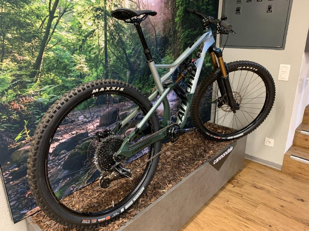 Mountainbike kaufen: CANFIELD BROTHERS Jekyll Carbon 1 Neu