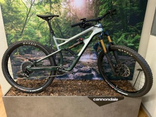 Bikes Mountainbike CANFIELD BROTHERS Jekyll Carbon 1