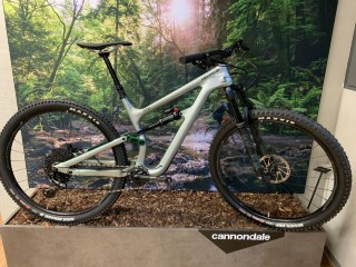 Bikes Mountainbike CANNONDALE Habit Carbon 2