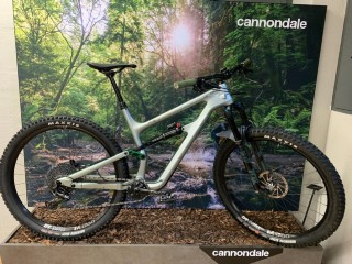 Bikes Mountainbike CANNONDALE Habit Carbon 2 TESTBIKE
