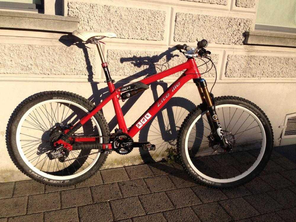 liteville bike kaufen liteville 301 mk10 m occasion f r chf 3900 kaufen auf. Black Bedroom Furniture Sets. Home Design Ideas