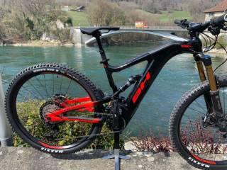 e-Bikes Mountainbike BH BIKES ATOM X CARBON LYNX 6PRO-SE