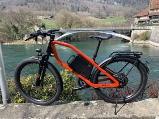 e-Bikes Tourenvelo KLEVER X SPEED