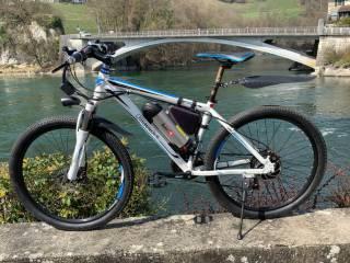 e-Bikes Citybike XTREME HTCBM 500
