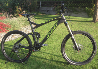 Mountainbike kaufen: FELT Compulsion Carbon Enduro/Freeride Bike Occasion