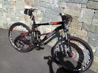 Mountainbike kaufen: BMC Fourstrocke Occasion