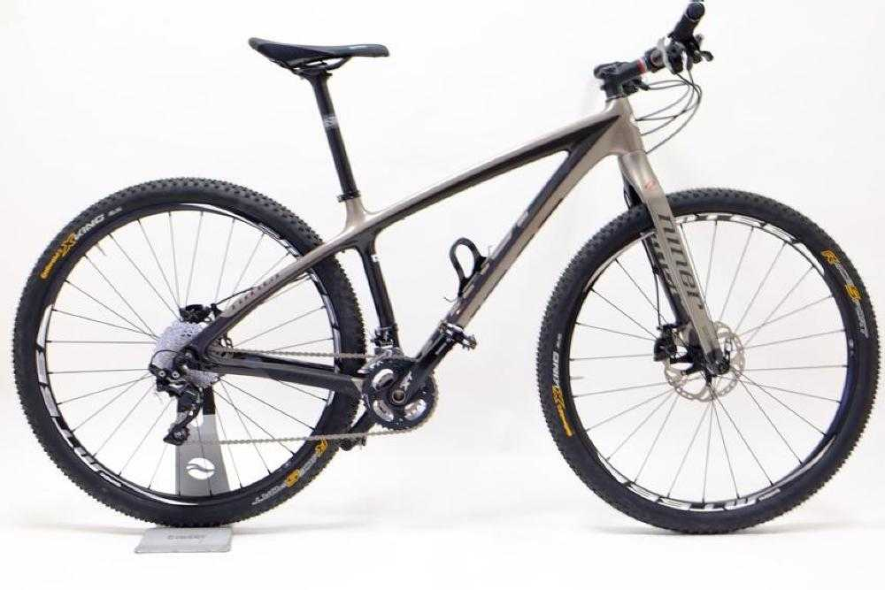 Mountainbike kaufen: NINER AIR 9 CARBON Neu