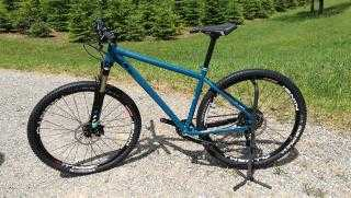 Bikes Mountainbike CCCB Transalp