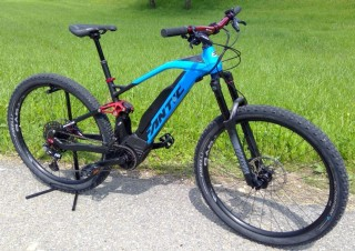 e-Bikes Mountainbike FANTIC XTF 1.5