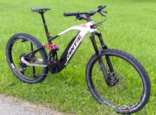 e-Bikes Mountainbike FANTIC XMF 1.7