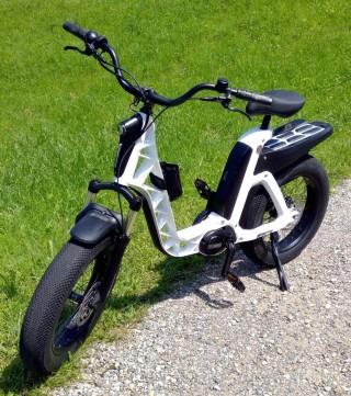 e-Bikes Citybike FANTIC ISSIMO URBAN