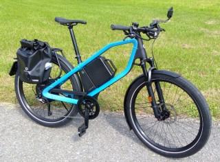 e-Bikes Citybike KLEVER X SPEED SWISS