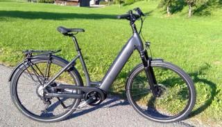 e-Bikes Citybike STEVENS E-Triton Plus
