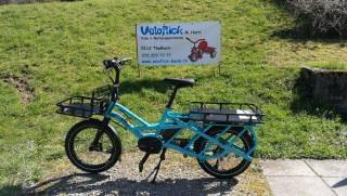 e-Bikes Andere TERN GSD