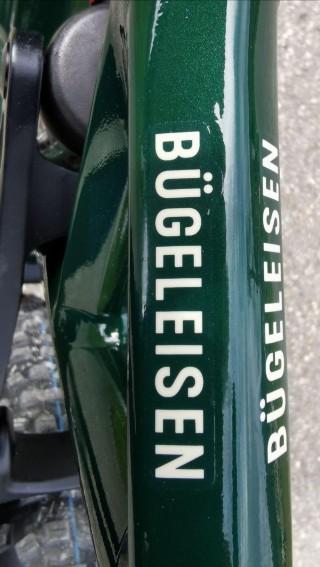 e-Bikes Mountainbike TOUR DE SUISSE Bügeleisen