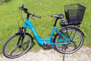 e-Bikes Citybike TOUR DE SUISSE Wave 26