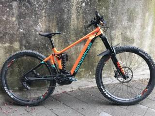 e-Bikes Mountainbike MONDRAKER Level R