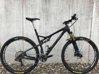 Bikes Mountainbike YETI ASR