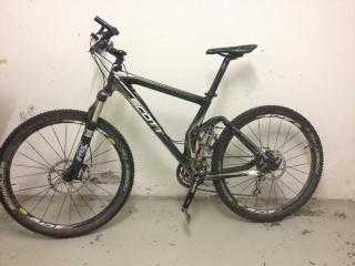 Mountainbike kaufen: SCOTT Genius MC 20 Occasion