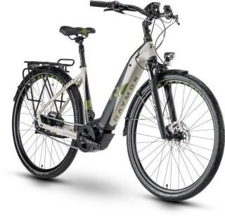 e-Bikes Citybike RAYMON Vorführmodell - Cityray E 6.0 km Gr. 46 -  km 55