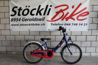 Bikes Kindervelo PUKY ZL 18 Capt'n Sharky